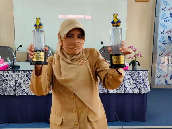 SMP N 2 Pakem Juara 1 PIK R dan Sekolah Siaga Kependudukan