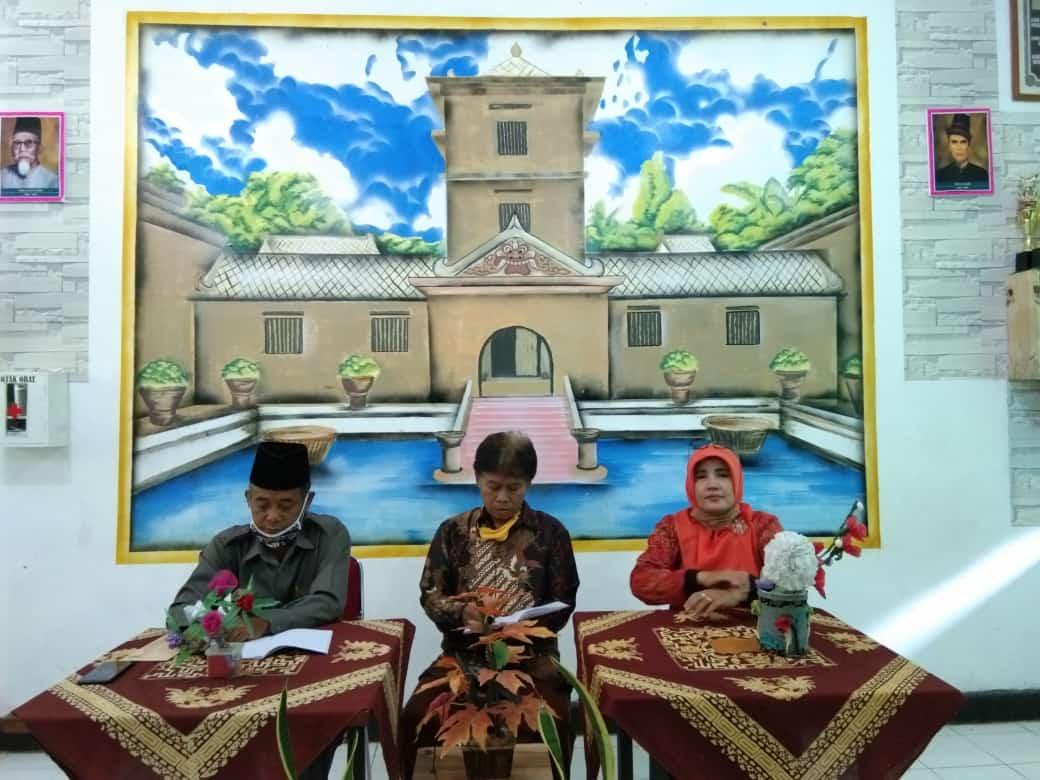 Pengajian Online dalam Memperingati Maulid Nabi Muhammad SAW