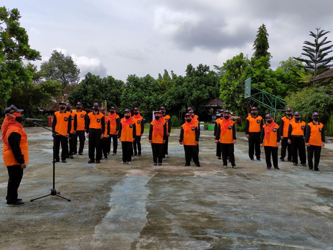 Lomba SPAB SMP Negeri 2 Pakem